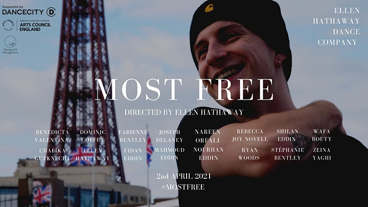 'Most Free' Dance Documentary Premiere  by Ellen Hathaway Dance Company image
