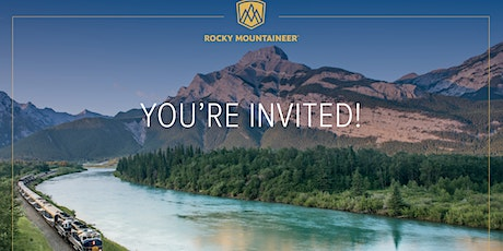 Travel Tuesday With Rocky Mountaineer tickets