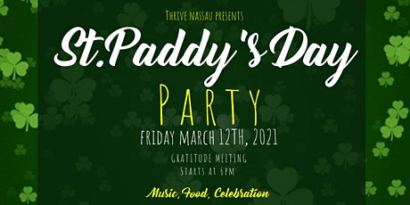 Saint Paddy's Day Party tickets