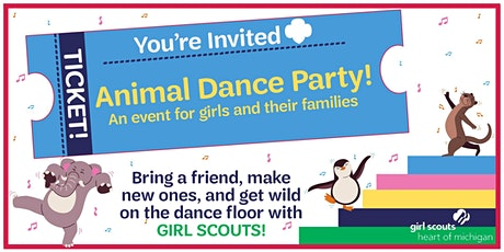 East Lansing Animal Dance Party tickets