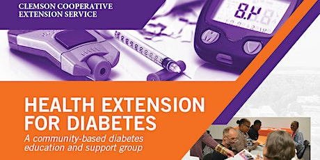 Health Extension for Diabetes tickets
