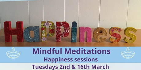 Mindful Meditation- Happiness Session tickets