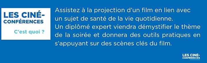 <br/>Image de LES CINÉ-CONFÉRENCES     Le Parkinson <br/>