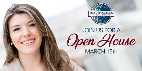 Pellissippi Toastmasters OPEN HOUSE tickets
