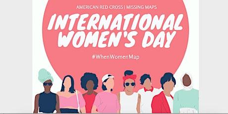 International Women's Day Mapathon 2021 tickets
