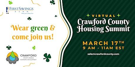 Crawford County Virtual Housing Summit tickets