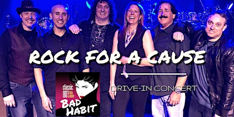 Rock for a Cause tickets