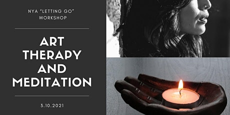 Letting Go - Art Therapy and Meditation tickets