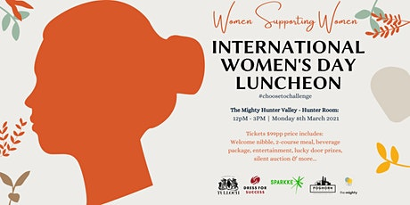 International Women's Day Luncheon tickets