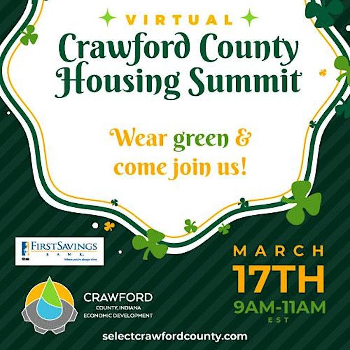 Crawford County Virtual Housing Summit image