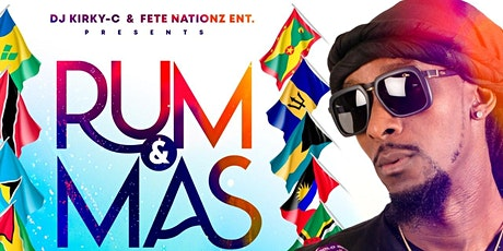 Rum & Mas ( Live in Concert Problem Child ) tickets