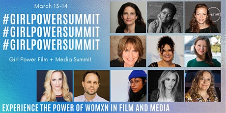 Girl Power Film + Media Summit: Digital Edition biglietti