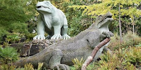 The Crystal Palace Dinosaur Safari tickets