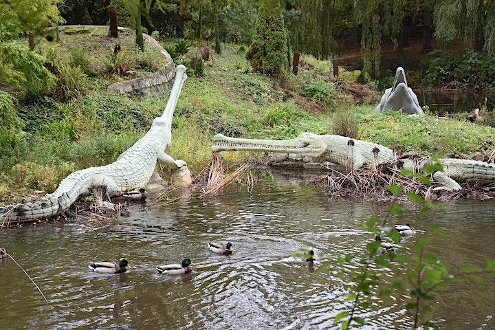 The Crystal Palace Dinosaur Safari image