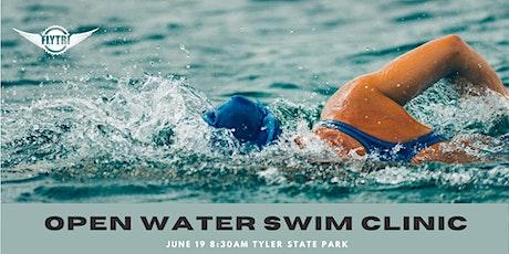 Open Water Swim Clinic tickets