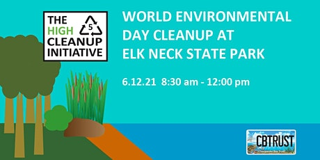 World Environmental Day Cleanup tickets