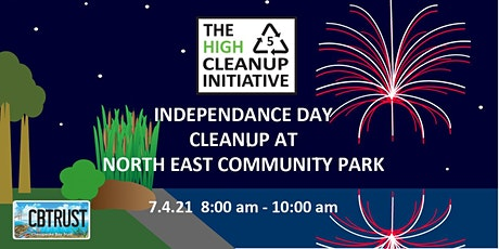 Independence Day Cleanup tickets
