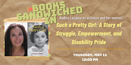 Books Sandwiched In: Nadina LaSpina - Such a Pretty Girl tickets