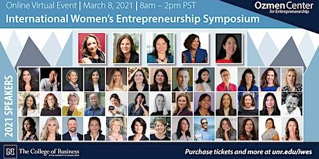 International Women's Entrepreneurship Symposium 2021 tickets