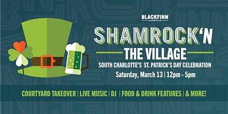 Shamrockn' the Village tickets