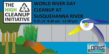World Rivers Day Cleanup tickets