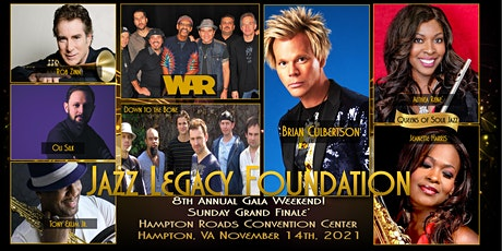 Sunday Grand Finale - Brian Culbertson| WAR| Down to the Bone tickets