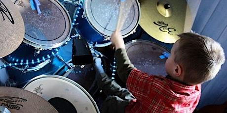 Rock Drumming Workshop tickets