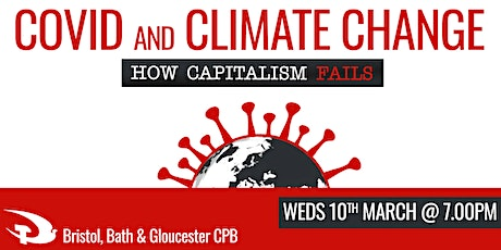 Covid and Climate Change: How Capitalism Fails tickets