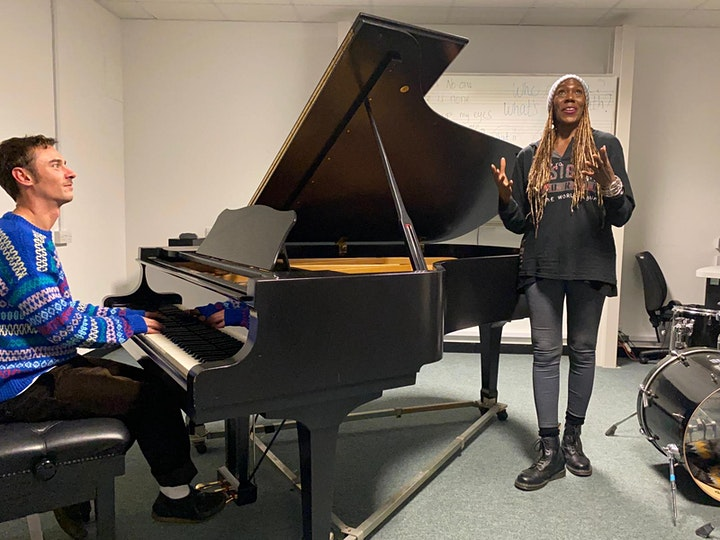 Voice Expressions Songwriting with Will and Brenda Rattray image