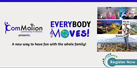 Everybody Moves tickets