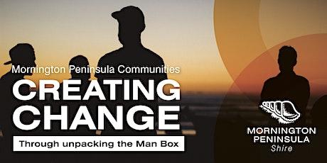 Mornington Peninsula Communities Creating Change tickets