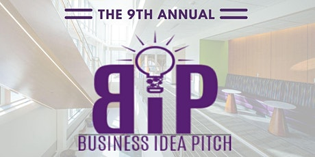 9th Annual Business Idea Pitch tickets