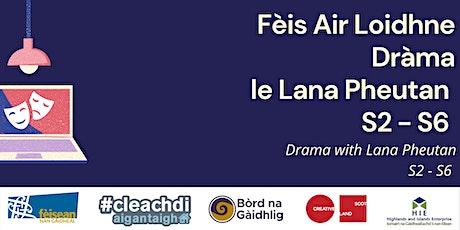 FAL5 - Dràma le Lana // Drama with Lana S2-S6 tickets