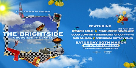George FM & Bavhu present The Brightside - A Boogie in the Lane! tickets