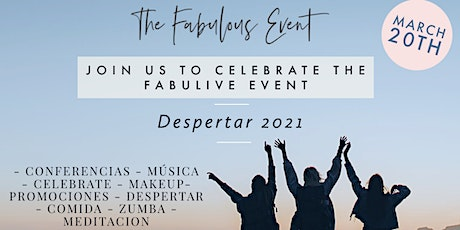 THE FABULIVE EVENT tickets