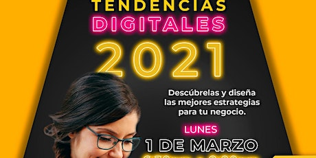 Tendencias DIGITALES 2021 entradas