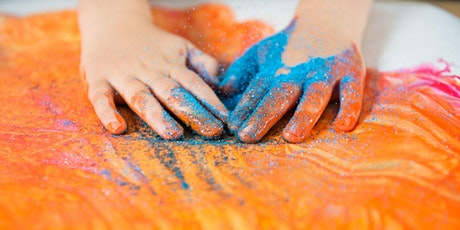 Underwater Festival  - Colourful Sand Bottle workshop tickets