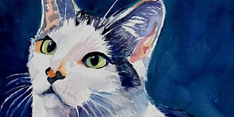 Workshop | Paint Your Pet Portrait tickets