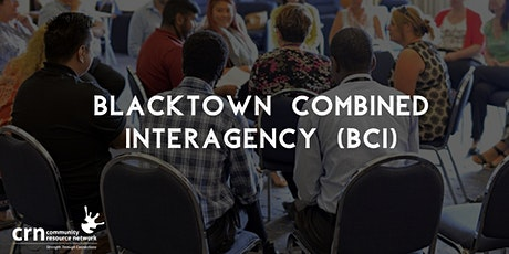 Blacktown Combined Interagency - March 2021 tickets