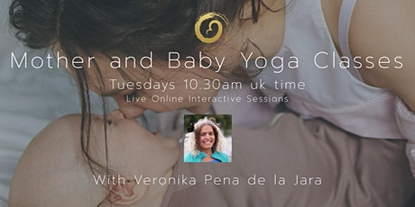 Mother and Baby Yoga Tickets