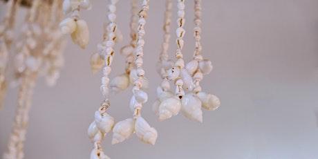 Underwater Festival  - Seashell Jewellery workshop tickets