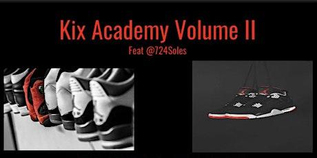 Kix Academy tickets