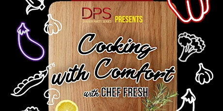 Cooking with Comfort tickets