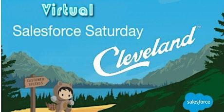 Cleveland #SalesforceSaturday biglietti