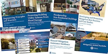 Application Basics for FEMA's Hazard Mitigation Assistance Grants tickets