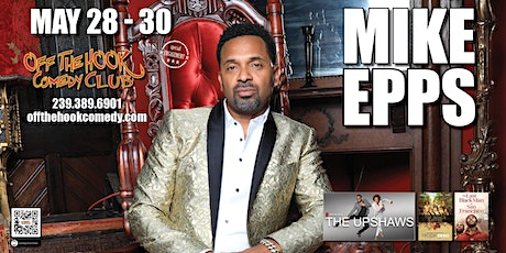 Comedian Mike Epps Stand Up Comedy in Naples, Florida tickets