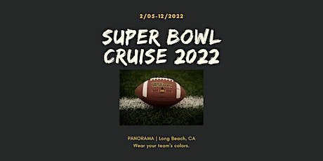 7-Day Super Bowl Cruise 2022 tickets