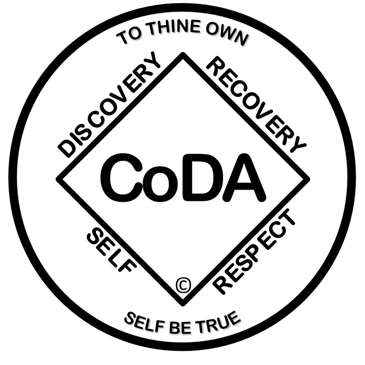 CoDA  World End of Winter Retreat VIRTUAL  2021 image