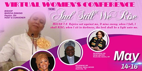 And Still We Rise Women's Conference tickets