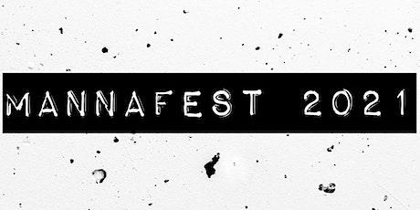 MannaFest 2021 tickets